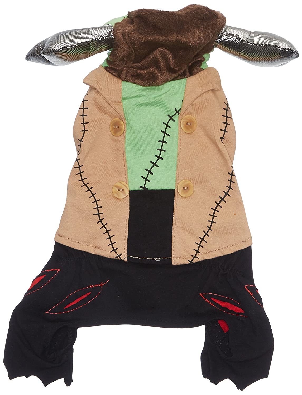 Dogs & Co Halloween A Monster Fancy Dress Dog Costume, 12-inch  30 cm