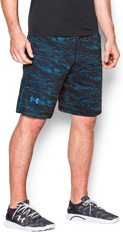 Under Armour Mens Raid Printed 10-inch Shorts