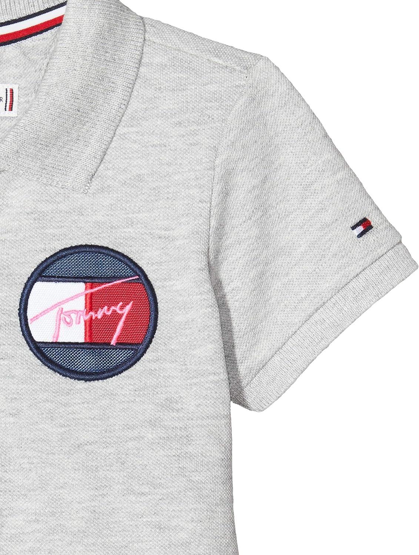 Tommy Hilfiger M/ädchen Essential Polo S//S Poloshirt