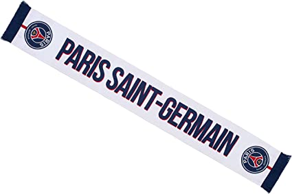 PARIS SAINT-GERMAIN Echarpe PSG Collection Officielle Taille 140 cm