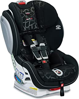product image for Britax Advocate ClickTight Convertible Car Seat   3 Layer Impact Protection - Rear & Forward Facing - 5 to 65 Pounds, Mosaic