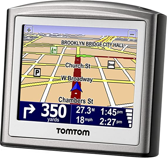 mappe tomtom one 3 edition