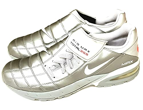économiser 9f2a5 9b990 Nike 2003 Air Max Total 365 Football Trainers Chrome Grey ...