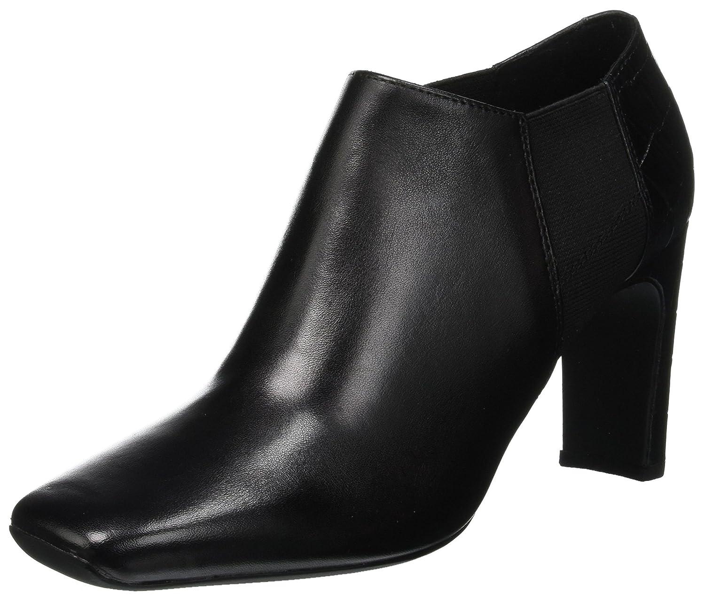 Geox D Vivyanne High C, Zapatos de Tacón para Mujer