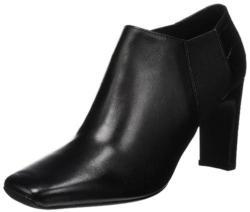 6e0f0fc1 Geox Women's D Vivyanne High C Closed-Toe Pumps: Amazon.co.uk: Shoes ...