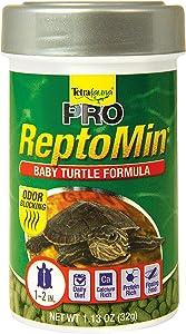 Tetra Tetrafauna Pro ReptoMin Baby Turtle Formula Sticks, 1.13 oz. (77093)