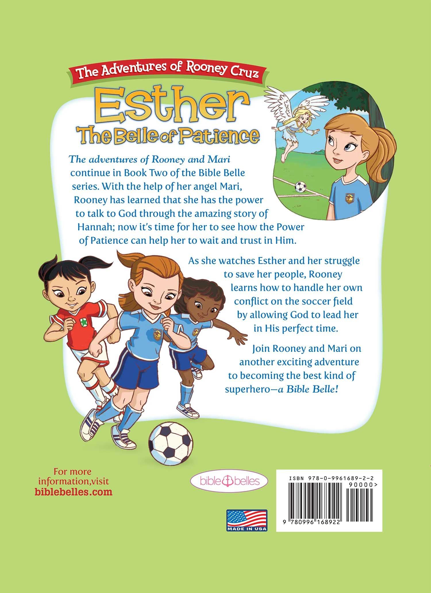 Bible Belles Children\'s Book: \