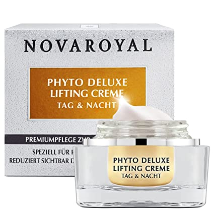 novaroyal Phyto Deluxe Lifting Crema Día & Noche 50 ml + beauty regalo ultras timul Comunicaciones