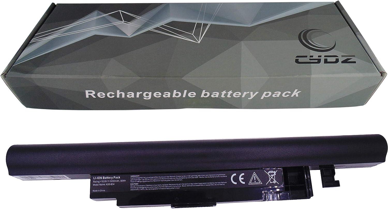 10,8 V 5200mAh A32-B34 Reemplace la batería del portátil A41-B34 A32-B34 A31-C15 para Medion Akoya MD98564 MD98167 MD98089 MD98080 MD98066 Pegatron B34FB B34FD B34YA B74FD B74Y C15B: Amazon.es: Electrónica