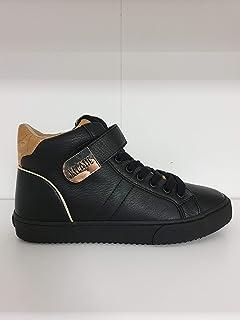Alviero Martini 1a Classe P3A4 10010 0208X550 Nero Sneakers Polacchine Scarpe  Donna 0532be64fdc