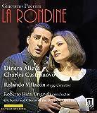 Puccini:La Rondine [Orchester and Chorus of the Deutsche Oper Berlin; Roberto Rizzi Brignoli ] [Delos : BLU RAY] [Blu-ray]