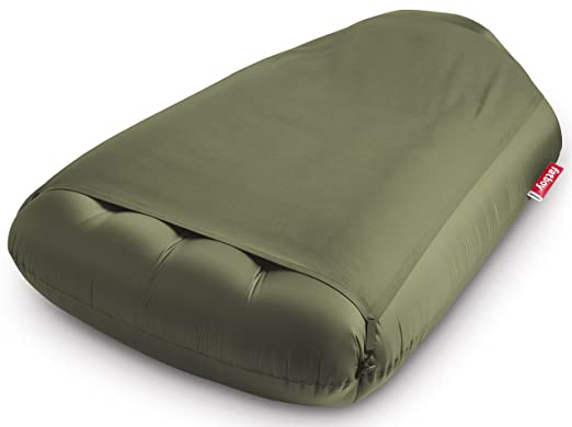 lamzac Fatboy L Deluxe Sofa Inflable Grande | Olive Green ...