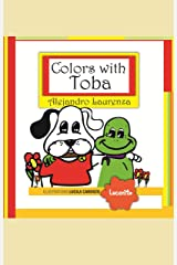 Colors with Toba (Toba & Fuz - Newborns Book 1) Kindle Edition