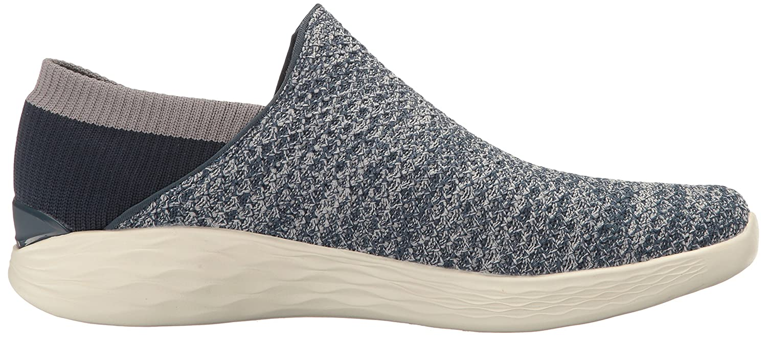 Skechers Damen You Slip On Turnschuhe, Schwarz, US damen damen damen  0d056d