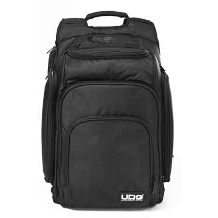 UDG U9101BL OR Digi Backpack – Black Orange