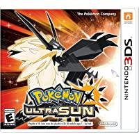 Pokémon Ultra Sun - Nintendo 3DS %100 SIFIR GÜVENLİK ŞERİTLİDİR