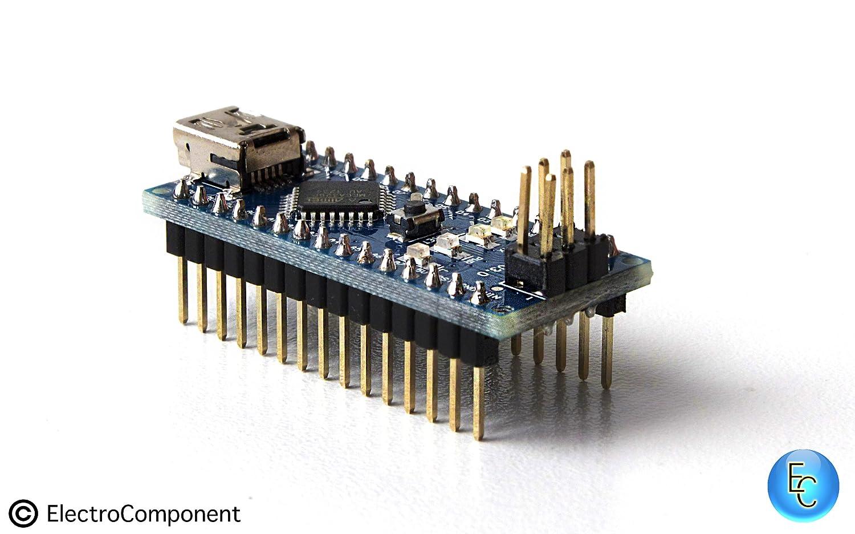 HDigiWorld Nano v3. 0 Bausteine ATMEGA328P: Amazon.de: Elektronik