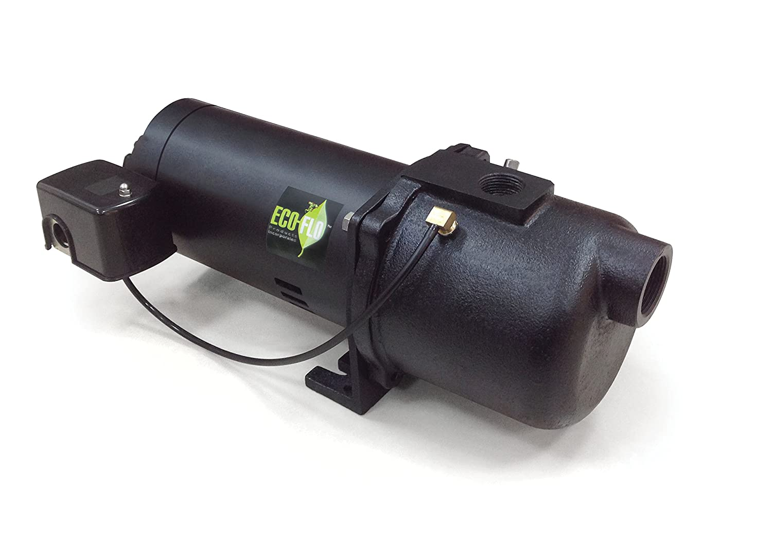 ECO FLO Products EFSWJ5 Shallow Water Well Jet Pump 1 2