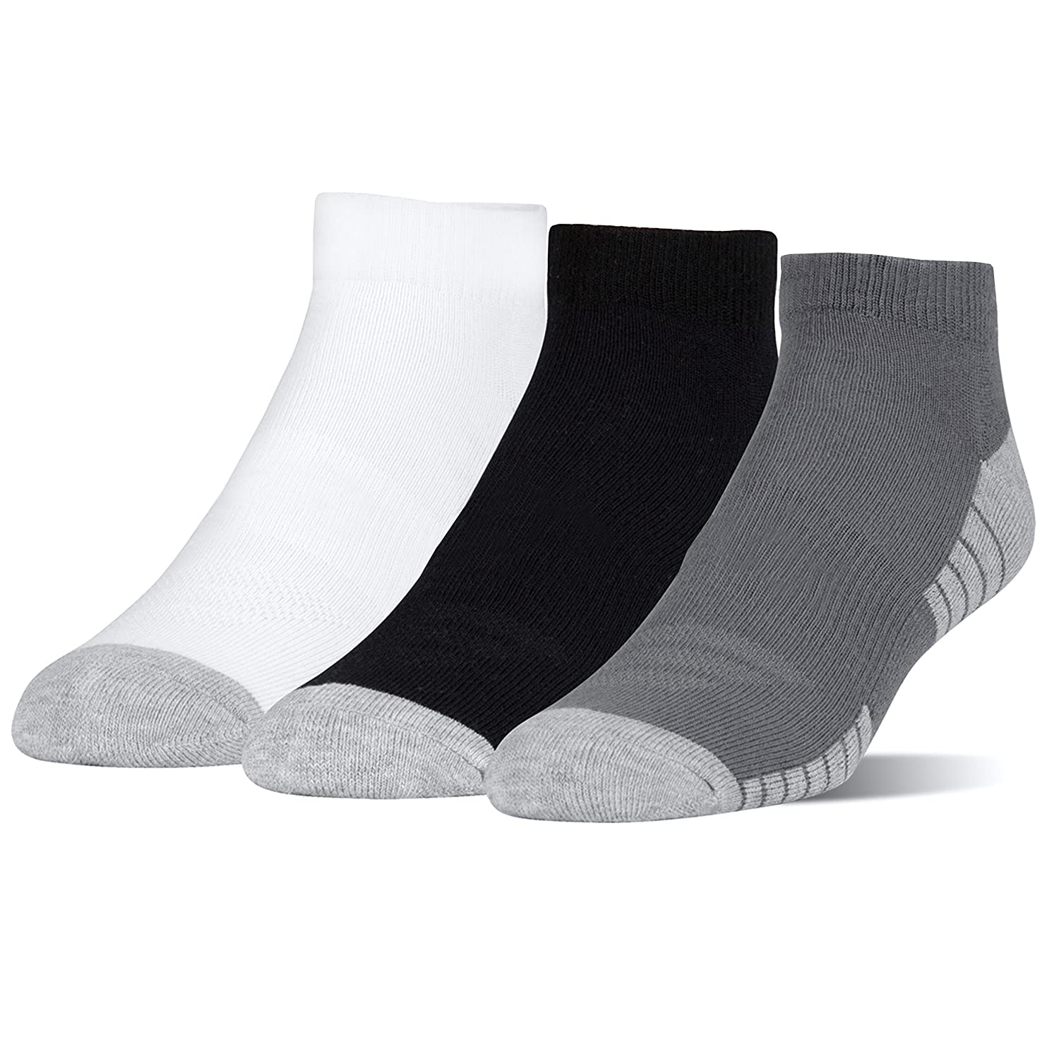 Under Armour Heatgear Tech Locut 3Pk Unisex Socks 1312430