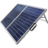 go power gp psk 120 120w portable folding solar kit with 10 amp solar controller. Black Bedroom Furniture Sets. Home Design Ideas