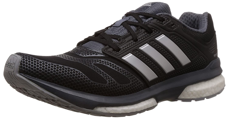 Adidas Men's Revenge Boost 2 M Techfit Mesh Running Shoes