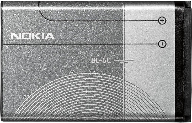 Original Handy Akku Bl 5c Für Nokia 1100 1101 1110 1110i 1112 1200 1208 1209 1600 1650 1680c 1800 2300