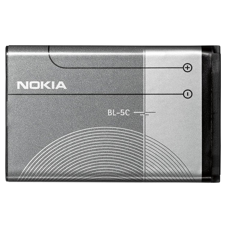 Moderne Nokia Genuine Original BL-5C Battery: Amazon.co.uk: Electronics BM-31