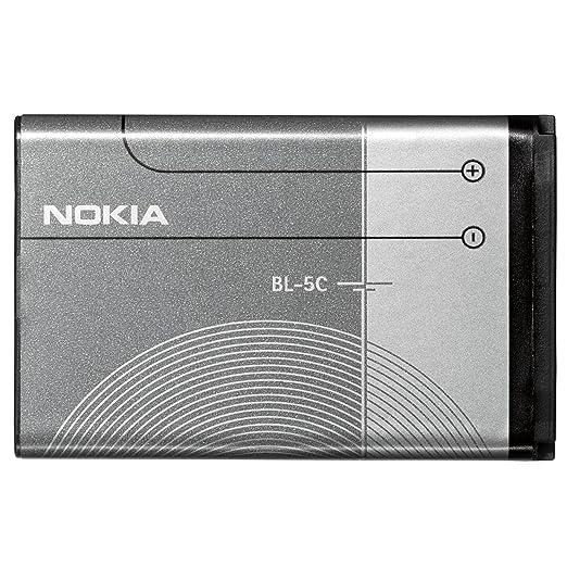 50 opinioni per Nokia BL- 5C Batteria originale per 1650, 2310, 2610, 3110, 3120, 5030, 5130,