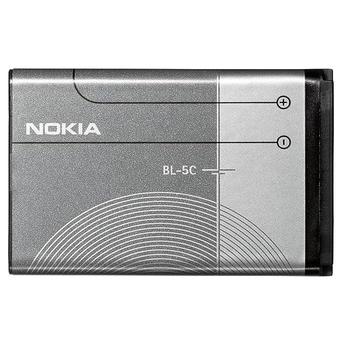 1 opinioni per Original Nokia BL-5C BL5C BL-5-C Batteria per Nokia 6820 6822 6086 6270 6555 C1