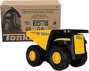 Tonka - Steel Classics Toughest Mighty Dump Truck - FFP