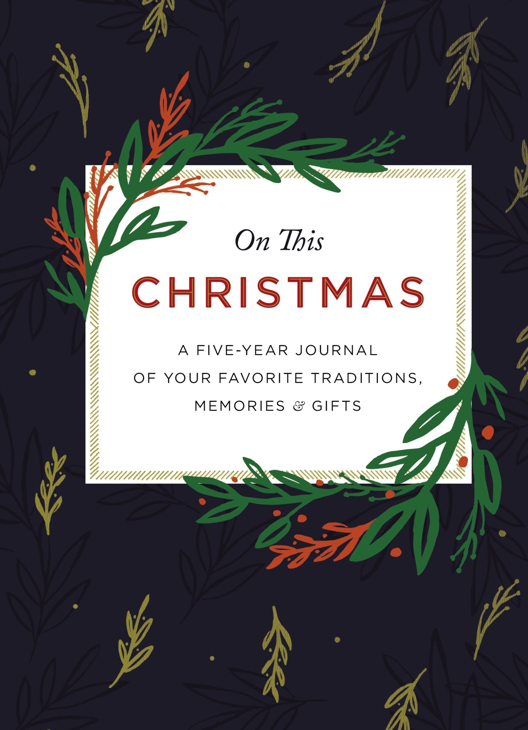 On This Christmas {A Journal Review}