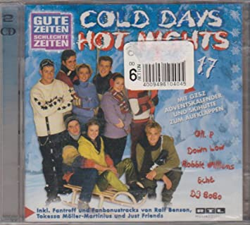 Gute Zeiten Schlechte Zeiten Vol17 Cold Days Hot Nights
