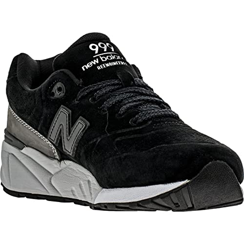 pretty nice c7ae8 d35ae New Balance Men 999 Re-Engineered Suede MRL999BA (black   grey)   Amazon.co.uk  Shoes   Bags