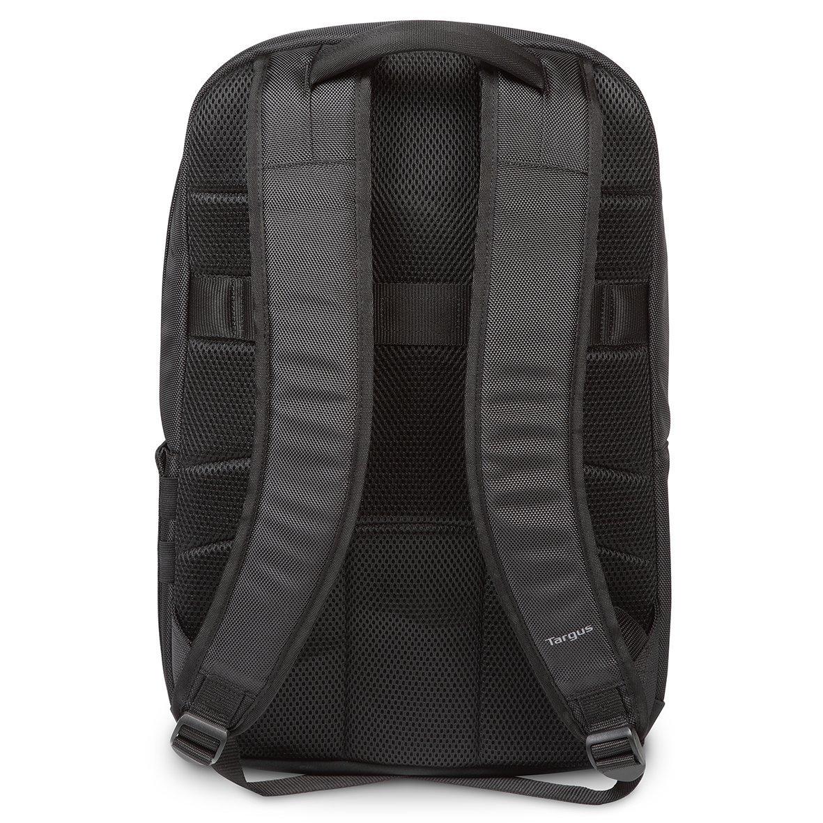 Noir//Gris Targus TSB913EU CitySmart Pro Sac /à dos pour ordinateur portable 12,5-15,6