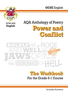 New Grade 9-1 GCSE English Literature AQA Unseen Poetry
