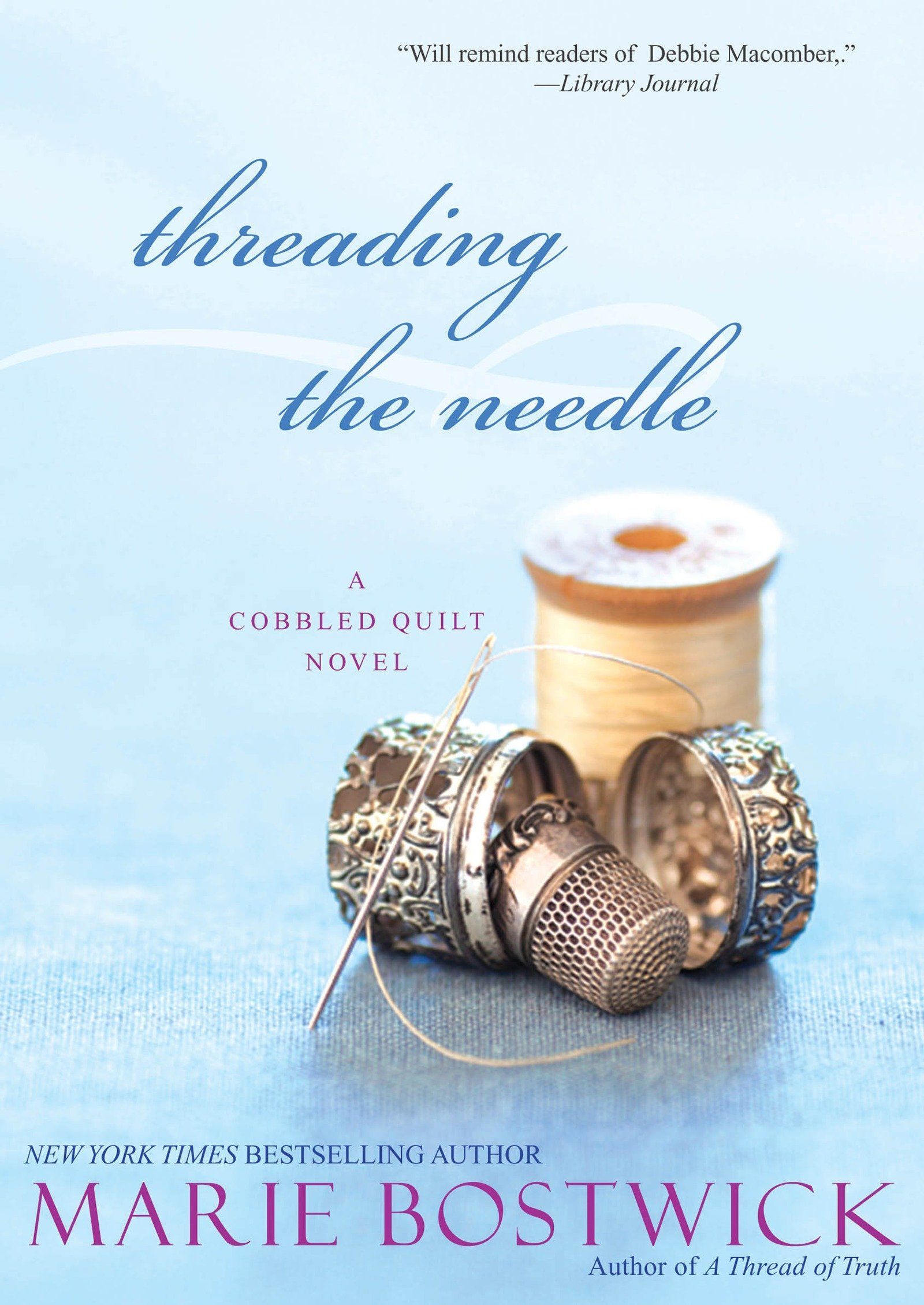 Download Threading the Needle (Cobbled Court Quilts) ebook
