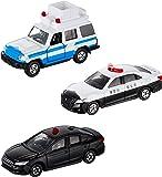 トミカ ギフト 110番!警察車両&DVDセット