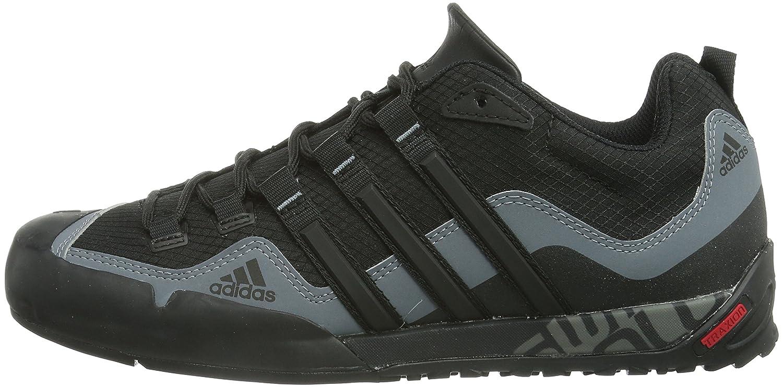 the latest 8626b 85b74 adidas Originals Adidas Terrex Swift Solo D67031, Chaussures d Athlétisme  Homme, Noir Black Lead, 40 EU  Amazon.fr  Chaussures et Sacs