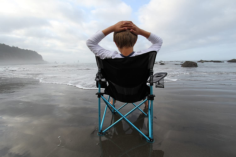 Amazon.com: Travelchair aluminio frenchcut silla, Azul ...