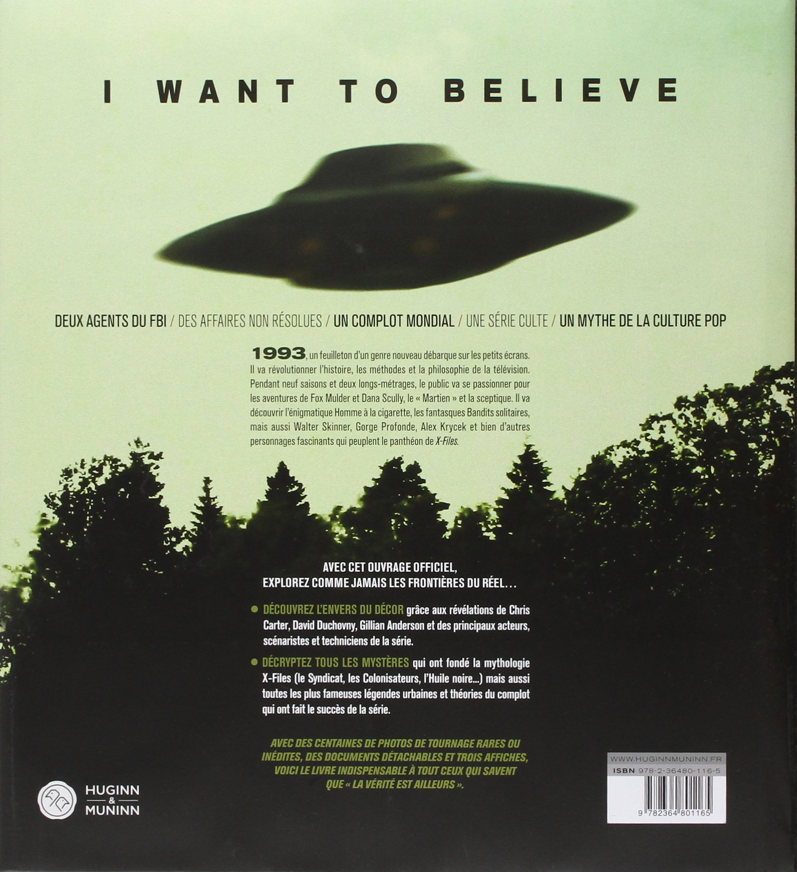 The X Files Les Dossiers Complets Matt Hurwitz Chris
