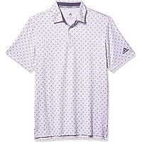 adidas Mens Ultimate365 Badge of Sport Polo Shirt