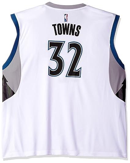 238e0e900b0 Amazon.com   NBA Minnesota Timberwolves Karl-Anthony Towns  32 Men s ...