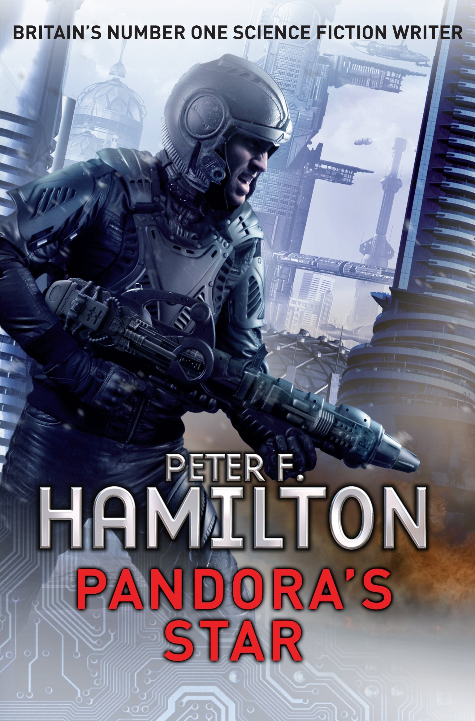 Pandoras Star (Commonwealth Saga, Book 1)