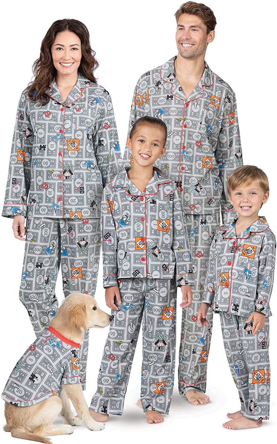 PajamaGram Fun Monopoly...