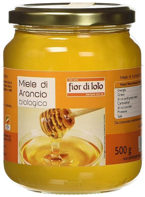 2 opinioni per Fior di Loto Miele di Arancio- 500 gr