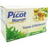 PICOT Maman Tisane allaitement VERVEINE 20 sachets 32g