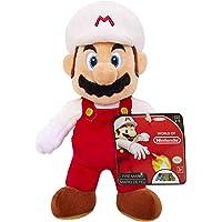 World of Nintendo Super Mario Bros U. - Fire Mario Plush