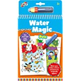 Galt Toys Water Magic Pets, Colouring Book for Children