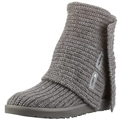 black and gray ugg boots