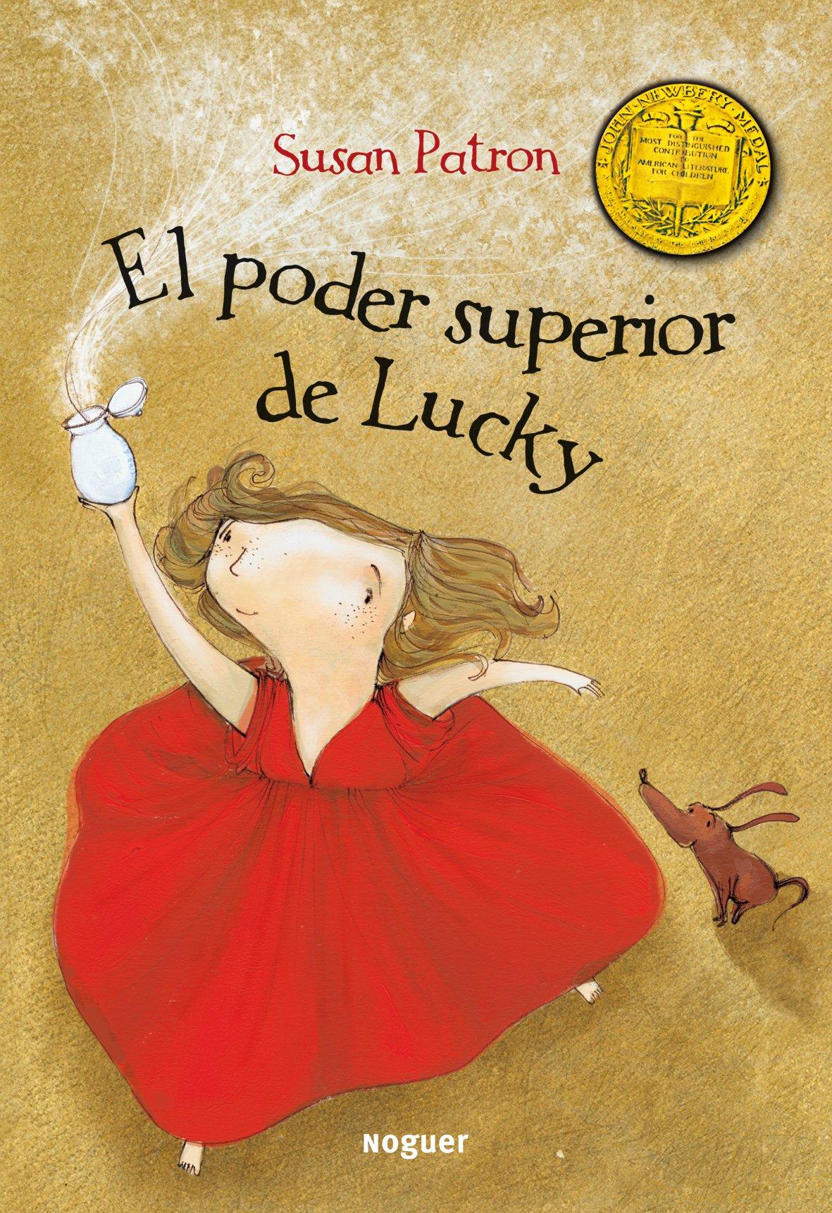 el-poder-superior-de-lucky-the-higher-power-of-lucky-spanish-edition